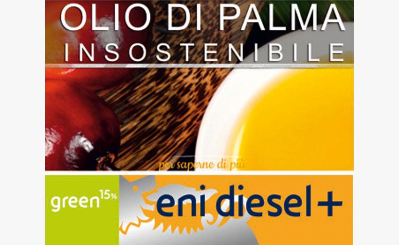"""(Italiano) Il peccato originale dell'olio di palma """"sostenibile"""": estinzioni e distruzione di foreste!"""